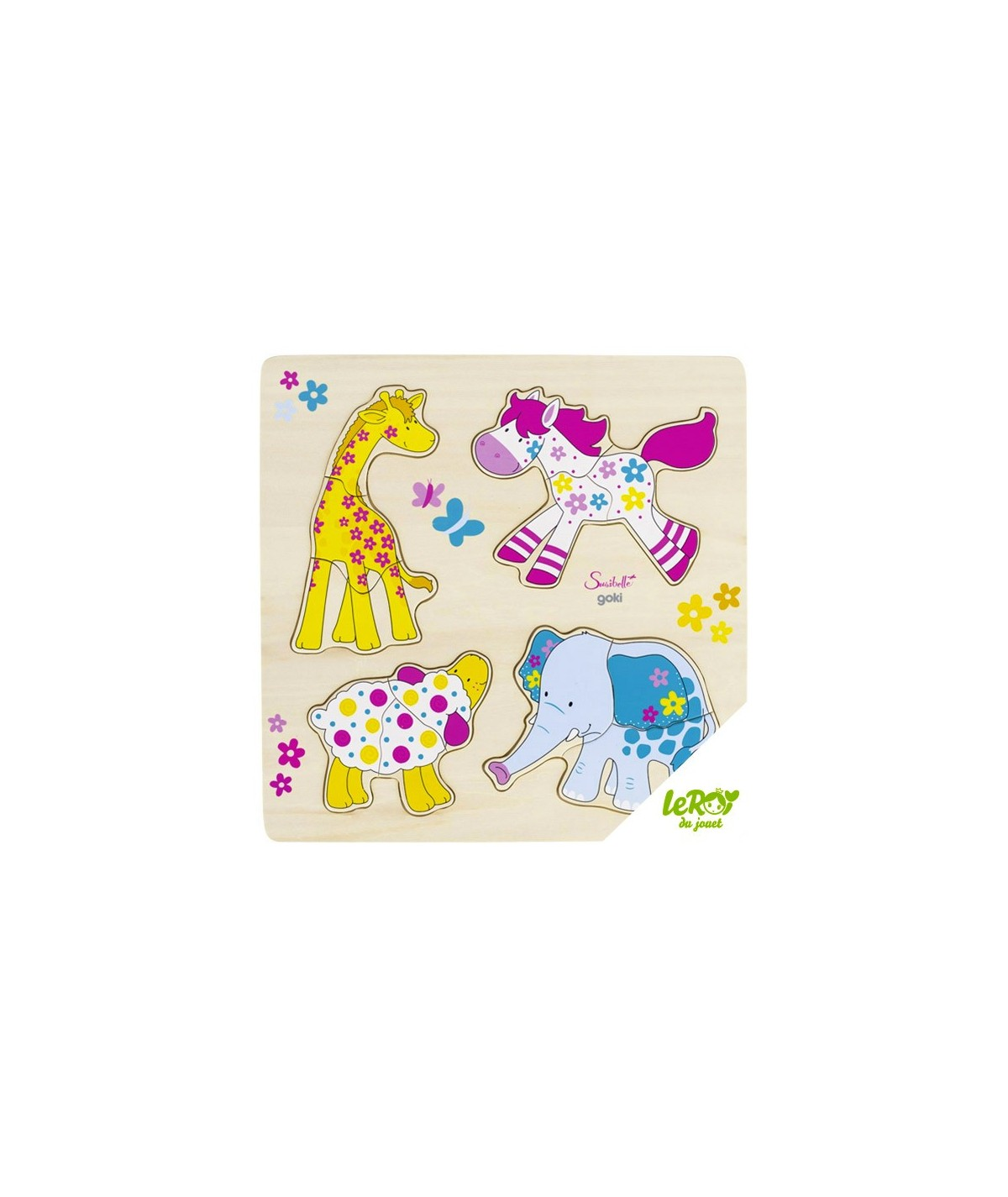 Puzzle mes Amis Susibelle