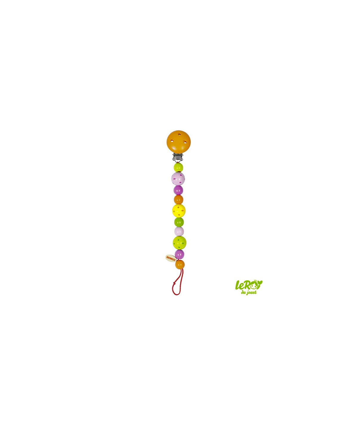 copy of Africa pacifier holder